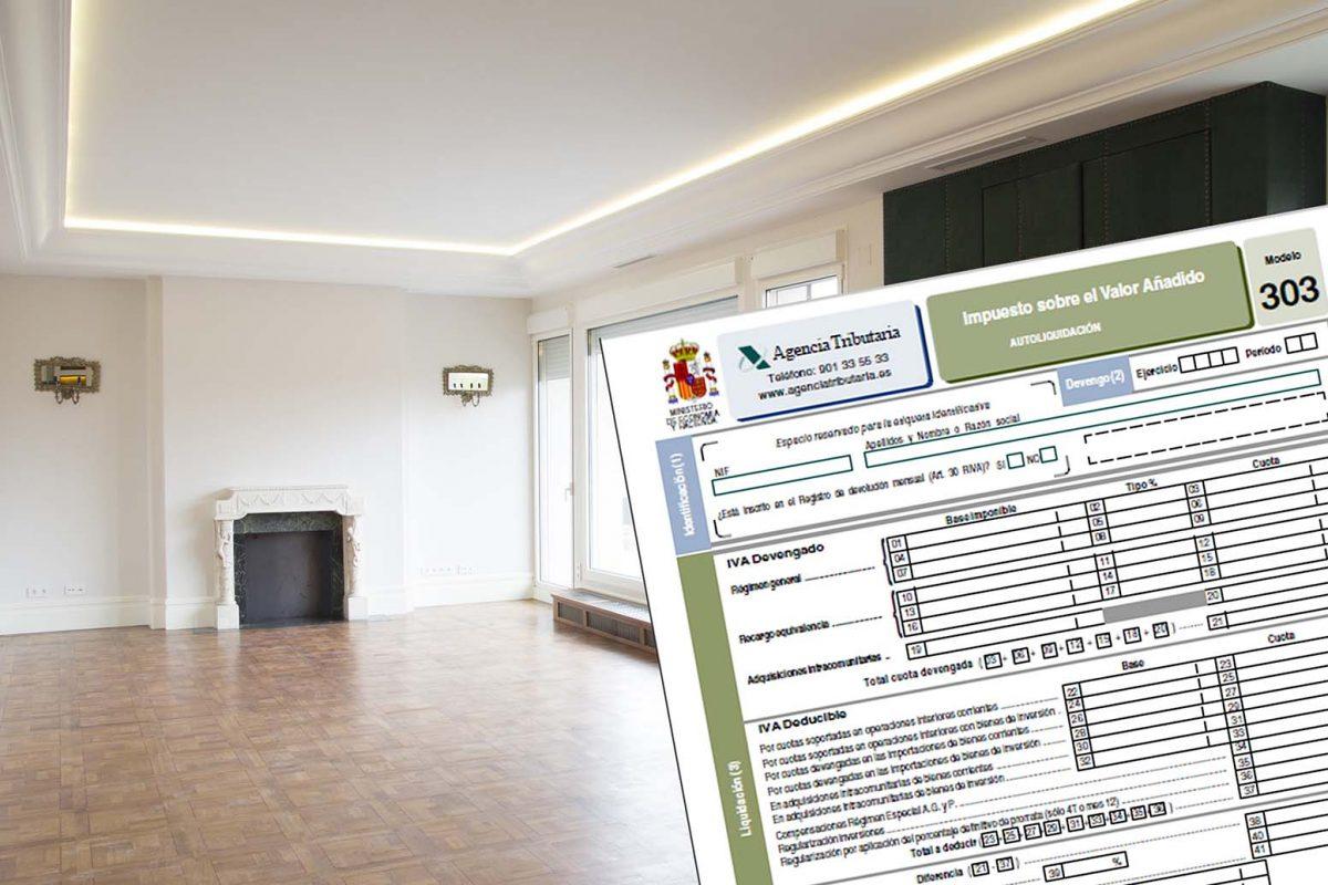 Aplicación de IVA reducido (10%) en reformas de viviendas